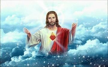 Tranh Đá Quý Chân Dung chúa Giêsu